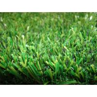 China 12mm Colored Natural Artificial grass , artificial turf football field on sale