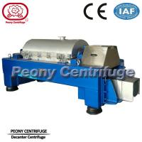 Horizontal Corrosion Resistant Titanium Decanter Centrifuges for Calcium Hypochlorite