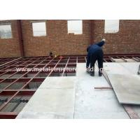 Quality Pre Painted Steel Frame Structure , Light Gauge Structures Luxury Container House for sale