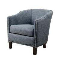 "High Leg Upholstered Accent Chairs , Accent Arm Chair 28.75""W*31""D*29.75""H"