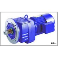 Quality RF series Helical speed reducer for sale