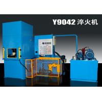 Quality High Frequency Induction Hardening Machine For Thin Wall Gears / Rings, Gear Diameter 420mm for sale