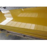 Quality extruded homopolymer polypropylene sheets size 4` wide x 8`long x 0.5` thick for sale