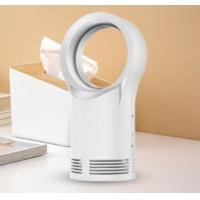 China Mini Leafless heater Leafless heating fan noiseless air heater on sale