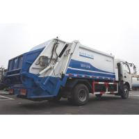 Quality Dongfeng 4X2 Garbage Collection Truck 120hp Rear Loading 5 Ton Loading Capacity for sale