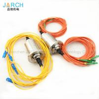Buy cheap 67mm Diameter Fiber Optic Rotary Joint For Undersea Robot / Control Ship , No from wholesalers