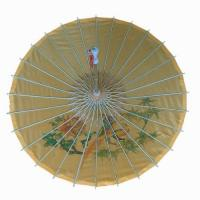 Buy cheap Silk Umbrella, Bamboo Parasol (dB-GU009) from wholesalers