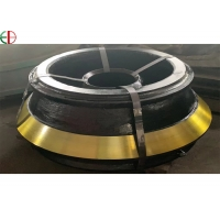 Quality Mn14Cr2 Non Standard Lost Foam Casting Cone Crusher Spares for sale