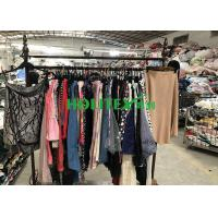 Quality Clean Used Summer Clothes British Style Second Hand Womens Cotton Skirts for sale