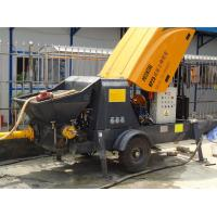 Quality ISO9001 Certificate Concrete Spraying Equipment KP25 800 Hydraulic Cylinder Moving Distance for sale