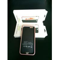 Buy cheap Compatible Iphone 6 / 6s Charging Case With Samsung Li Polymer Battery from wholesalers