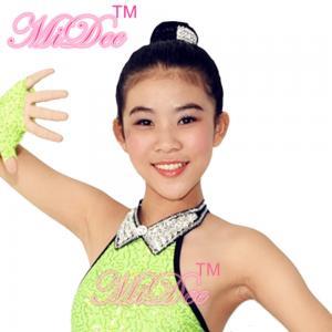 China Rhinestones Decorative Chocker Collar Fashional Accessories Dance Wear Accessories on sale