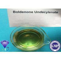 Quality Yellow Liquid Boldenone Steroid Boldenone Undecylenate Equipoise CAS 13103-34-9 for sale