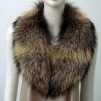 Buy cheap Big Raccoon Fur Collars product
