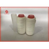 Quality Plastic Tube 100% Ring Spun Polyester Yarn 20s/2 30s/2 40s/2 for sale