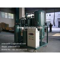 Quality High Vacuum Hydraulic Oil Purifier, Oil Filtration, Oil Purification Unit TYA for sale