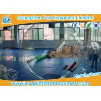 Buy cheap 2m 0.7mm TPU Jumbo Inflatable Bubble Ball With Waterproof for water games product