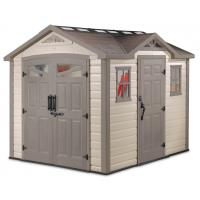 Quality Galvanized material for garden room shed HX81122 for sale