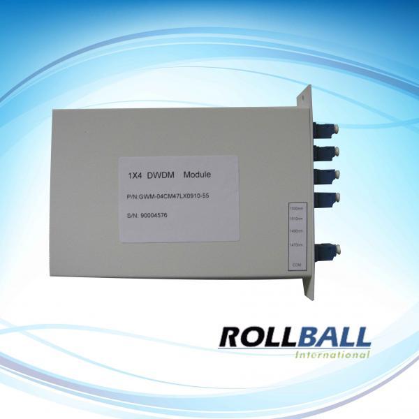 Multi-wavelength Passive Optical Multiplexer DWDM 1 * N Mux-Demux ...