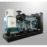 Quality 3P4W Natural Gas Generator Set , 150 KW Natural Gas Generator With ATS CE Certification for sale