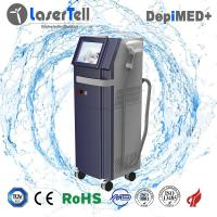 Quality Permanent 808nm Diode Laser Hair Removal Machine with Single Pulses 75kgs for sale