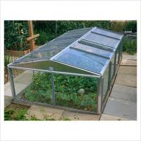 Quality 2012 polypropylene cover cold frame gardener's green house kitsHX63222-1P for sale
