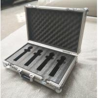 Buy cheap 4 Pieces in 1 Microphone Flight Case and Tool Case Double-Box product