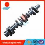 Quality crankshaft for Komatsu, one year warranty forged crankshaft 6D125 6151-31-1110 6151-35-1010 for PC400-6 bulldozer for sale