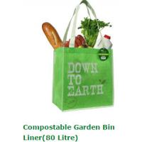 Quality Biodegradable Rubbish Bags , Biodegradable Food Bags Canvas Cotton Non Woven for sale