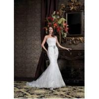 Quality Cheap Customer-Made Design sweetheart Wedding dress for sale