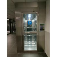 China ISO8 Class Clean Room Air Shower Tunnel With H13 HEPA Filter Single Swing Door on sale