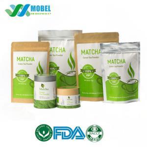 China Gree Tea Extarcts  Matcha Tea Powder For Healthy Food Detox Slimming on sale
