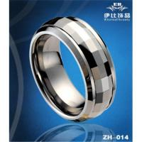 Buy cheap Swivel Tungsten ring,Fashion Ring from wholesalers