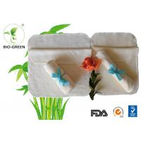 Buy Gentle Softness Bamboo Flushable Baby Wipes For Baby Sensitive Skin / Mother Using at wholesale prices