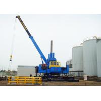 Quality High Speed Hydraulic Pile Driving Machine For Soft Soil Pile Foundation for sale