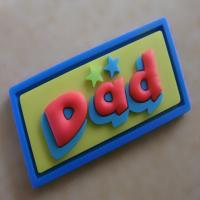 Quality Custom soft pvc patches for sale