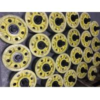 Cast Iron Elevator Pulley With Bearing 320mm 400mm 410mm 450mm