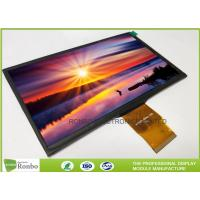 China Option Bonding Touch Screen IPS LCD Display 7.0 Inch RGB Interface 1024 x 600 on sale