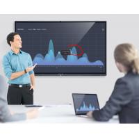 Quality Intelligent Smart Interactive Whiteboard Multi Touch Screen Different Color for sale