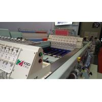 Quality Neat Stitches Multi Head Embroidery Machine , 24 Multi Needle Quilting Machine for sale