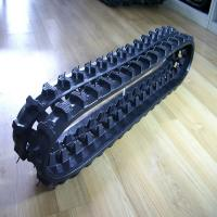 Puyi OEM Size Rubber Track 148mm*60mm*36 for robot design for global customers