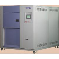 Quality Programmable 3 Zone Thermal Shock Chamber For Electronic Components for sale