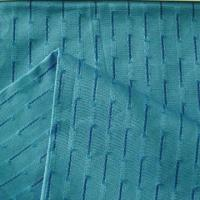 Quality 100% Cotton Dyed Jacquard Fabric, Available in Blue for sale