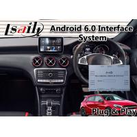 Buy Mercedes-Benz a-Class W176 Android Navigation Box support Knob control Mirror at wholesale prices