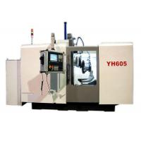 Quality CNC Gear Milling Machine, Four-Axis CNC Servo Drive Machine Tool High Rigidity And Efficient for sale