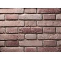 Quality Old Style And Antique Texture Thin Veneer Brick For Wall Decoration , Mixed Sizes Clay for sale