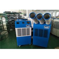 Quality 6500W Portable Spot Cooler Air Conditioner 22000BTU With Movable Wheels for sale