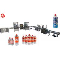 Buy Automatic Cartridge Butane Gas Refilling Machines at wholesale prices