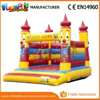 Buy cheap Custom Inflatable Bouncer Slide Inflatable Jumping Castle With Air Blower product