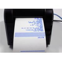 China 57mm thermal receipt paper for pos printer, thermal POS cash register paper roll on sale